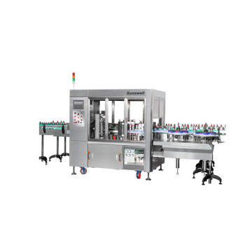 BOPP Hot melt glue labeling machine for bottles