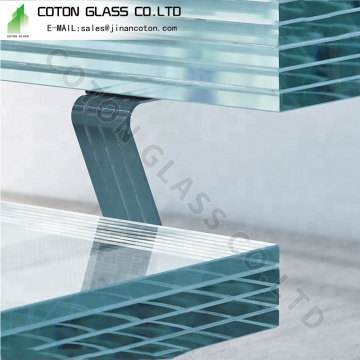Laminated Glass And Tempered Glass