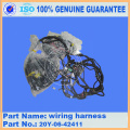 PC200-8 PC270-8 pc220-8 wiring harness 20Y-06-42411