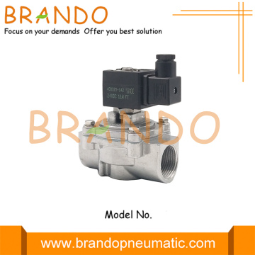 ASCO Type 1'' Through Type Pulse Jet Valve