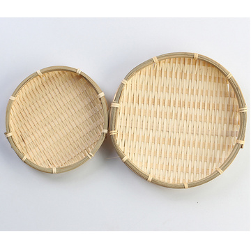 Bamboo Sieve Great for Wet or Dry Food Container Durable and Reusuable