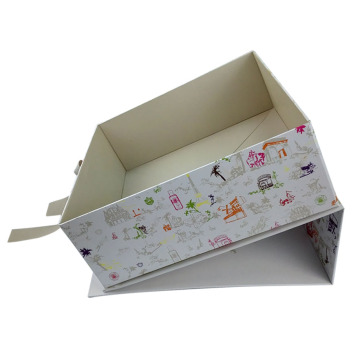 Luxury Folding Custom Square Gift Box