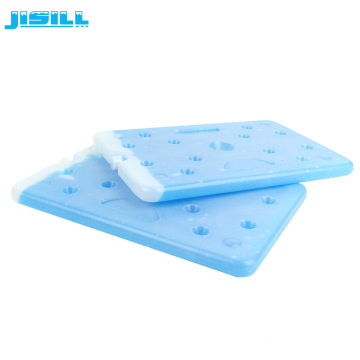 Gelado de plástico rígido HD Gel Cooler Box Ice Pack