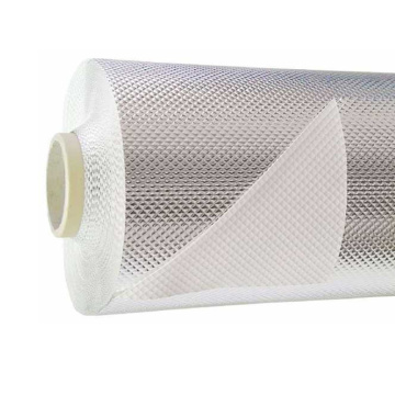Silver Diamond Reflective Mylar Film