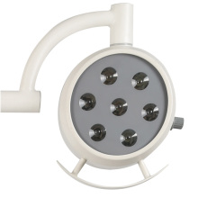 New mobile exam light in hospital operating
