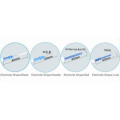 Disposable electrosurgical pencil with blade tip
