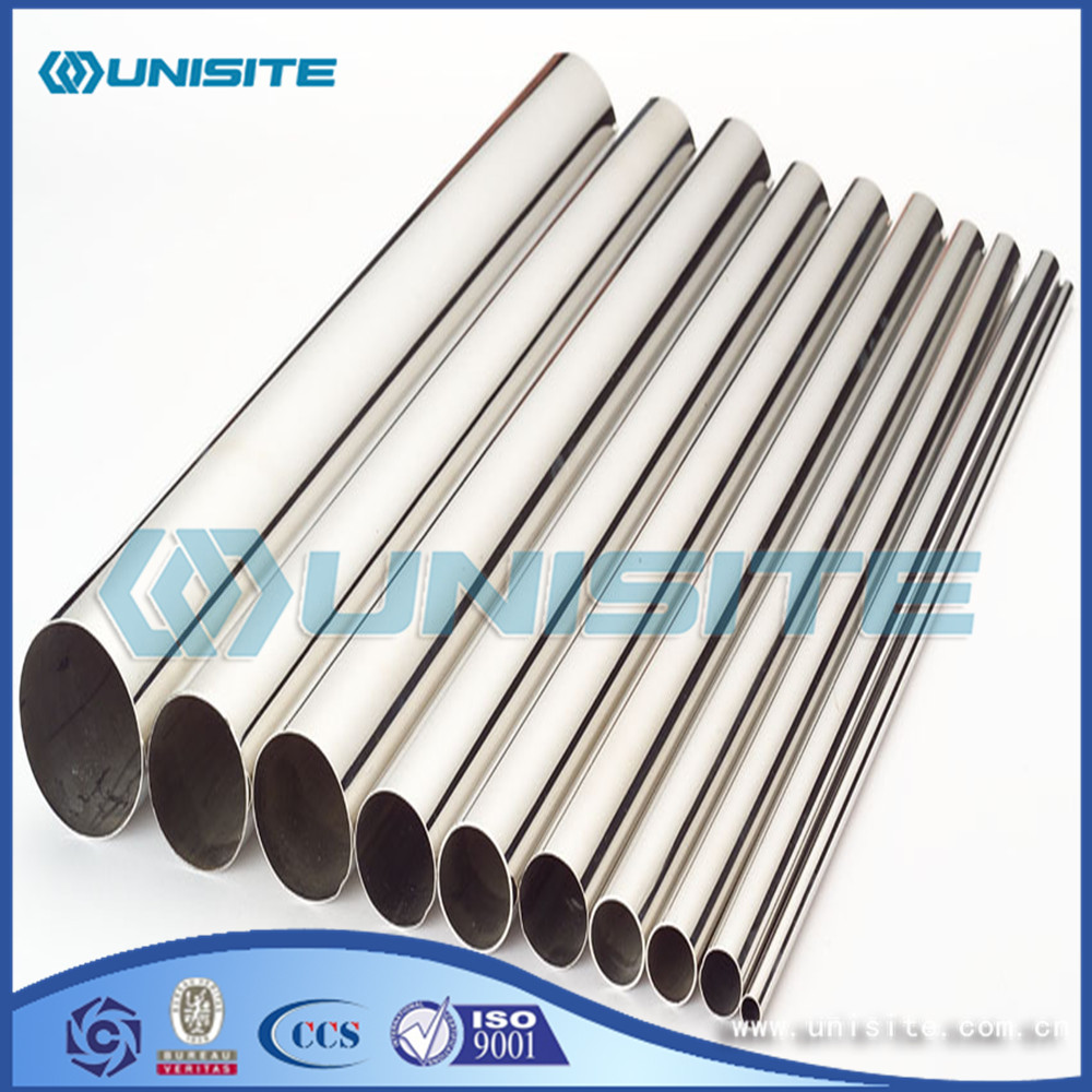 Stainless Steel 304 Exhausting Pipes