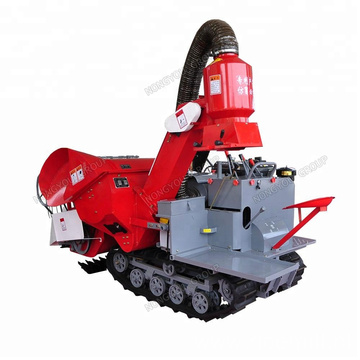 4LZ-0.8 Agriculture Machine Small Combine Harvester