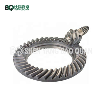 Bevel Gear for Tower Crane
