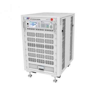 Programmable 3 Phase AC Power Supply System 12000W