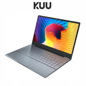 KUU Intel J4115 14.1-inch IPS Screen All Metal Shell Office Notebook 8GB DDR4 RAM 512GB M.2 SSD with type C laptop