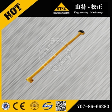 high quality excavator PC200-7 bucket cylinder tube 707-86-66280