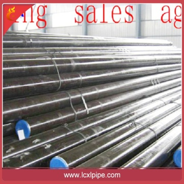 Hot Dipped Galvanized Round Section Mild Steel Pipe