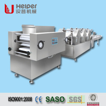Compound Wrapper Dough Sheeter Machine