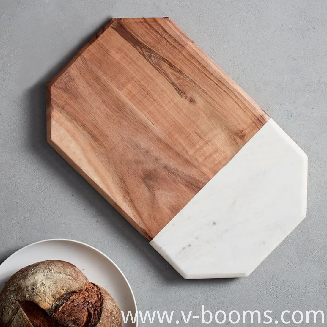 Marble Cutting Cheese Board