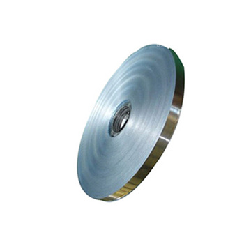 Anodized Coil Thin Window Aluminum Strip For Cable