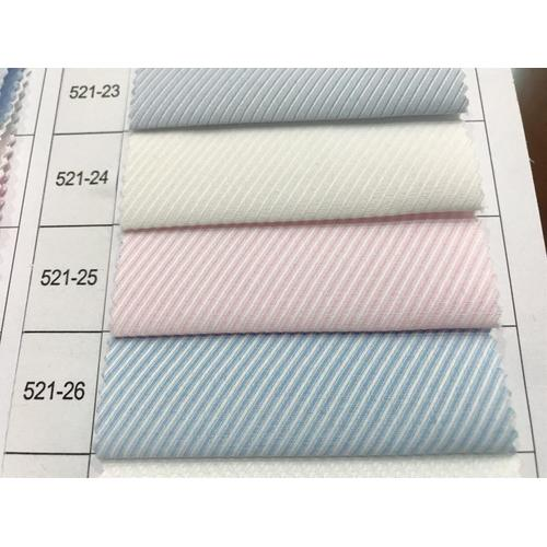 Polyester Cotton Tooling Dobby Dyed Ready Goods Fabric
