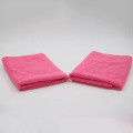 car dry microfiber towel