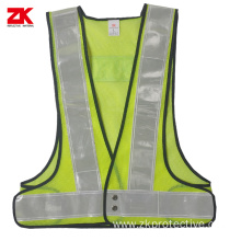 Custom Industrial Disposable fluorescent vest