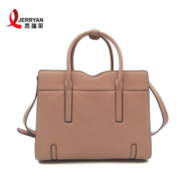 Low MOQ Large Leather Tote Bag Crossbody Handbags