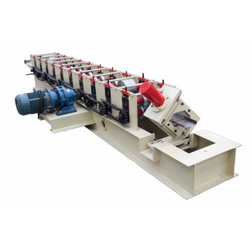Small U Shape Purlin Roll Forming Machine