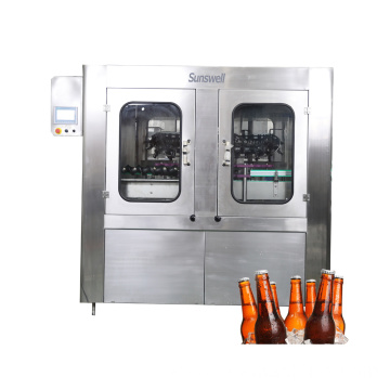 Beer Turnkey Bottling Production Line