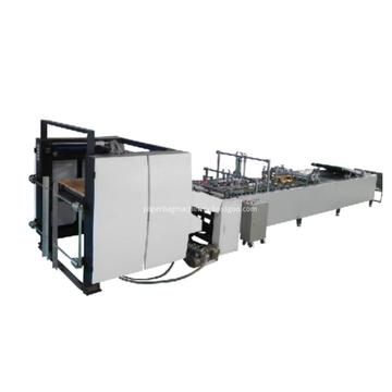 High Efficiency Semi-auto Paper Bag Machine