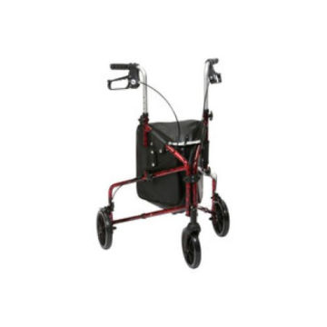 Steel Powder Coated Tri Walker