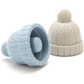Beanie Cap Decorative Silicone Bottle Stopper