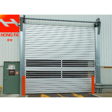 Spiral Aluminum Alloy High Speed Door