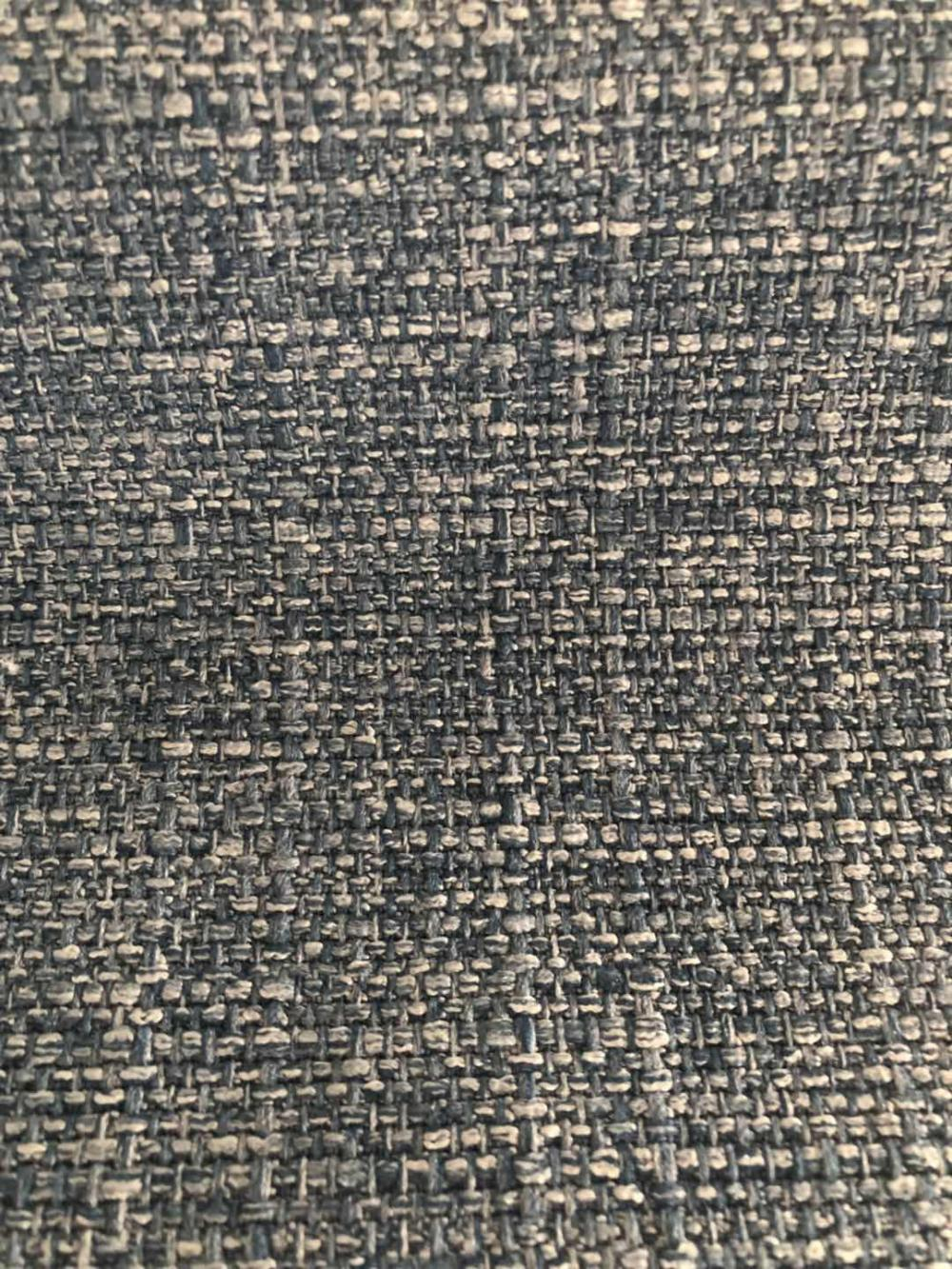 Chaos Grid Sofa Lamination Linen Fabric