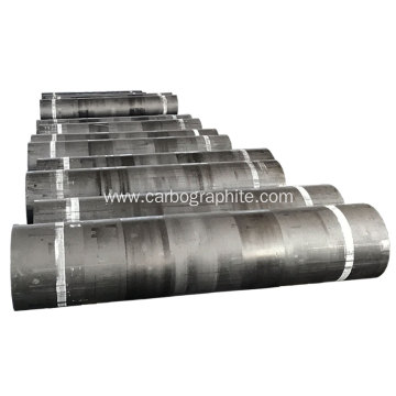 UHP Grade Graphite Electrodes Dia400mm X Length 2100mm