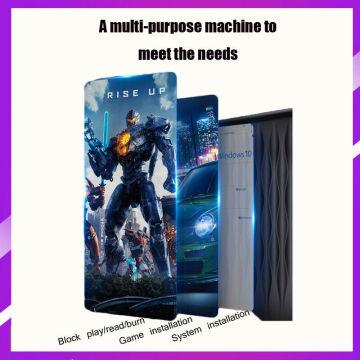 2020 External Portable DVD RW Drive Slim USB 3.0 DVD/CD Re-Writer Burner Reader