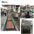 DARIN Manufactured Meat Strip Extruding Line