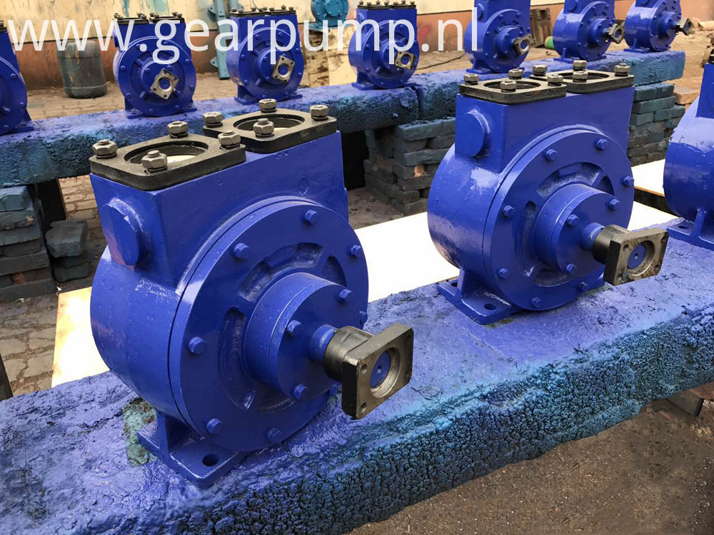 Vane Sliding Pump
