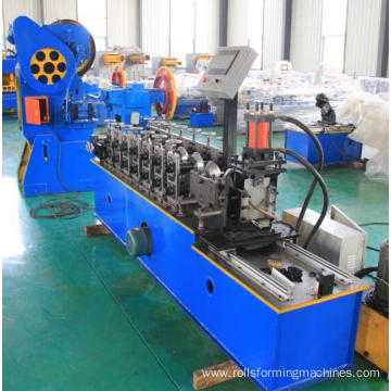 High Triangular keel roll forming machine for integration ceiling