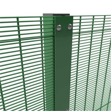 Security 358 anti climb anti cut fence