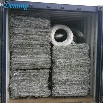 Hot Sale Galvanized Or Pvc Coated Gabion Box