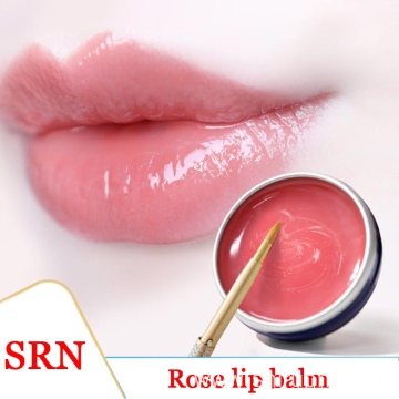 Rose Moisturzing Lip Care Balm for Girls