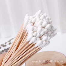 Sterile Wooden Cotton Swab