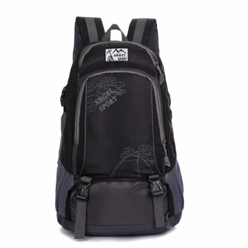 wholesale nylon material outdoor travel trekking backpack
