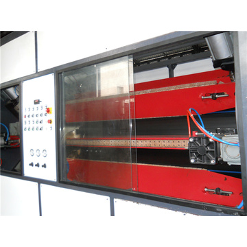 Extrusion line for the production of HDPE pipes
