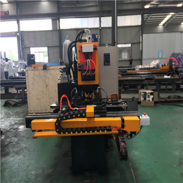 CNC Hydraulic Punching Machine for Steel Plate