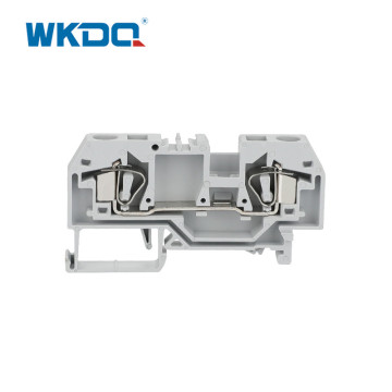 Spring Type Din Rail Terminals