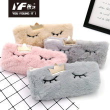 Sleep kingdom style cute cartoon plush pencil case