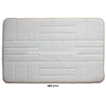 Polyester Flannel Carpet Rug Doormat