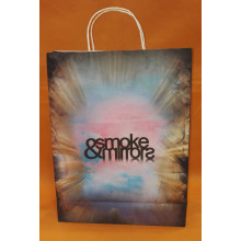 paper shopping bag CMYK printing