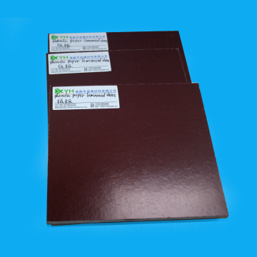 3MM Phenolic Laminated Board Based on Paper