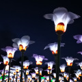 Outdoor Garden  Kapok Lights