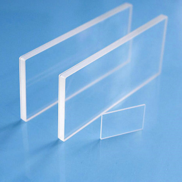 Square Zinc Selenide Parallell Protected Windows